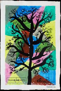 The shadow tree - Sanaa Rai