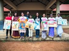 The Sahodari Foundation team